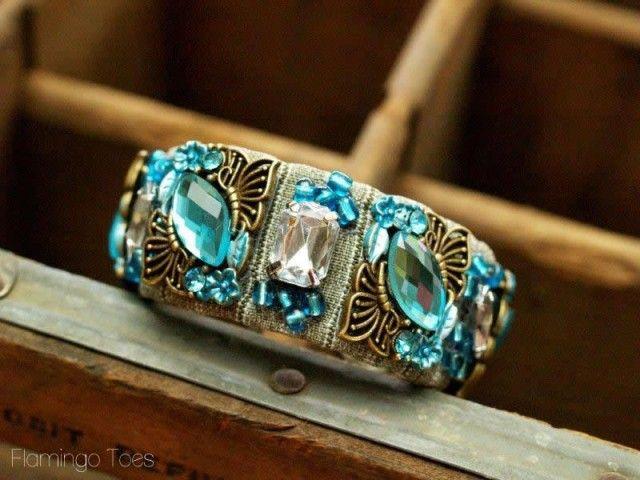 Tutorial. I love this bracelet!Jewelry Tutorials, Fun Recipe, Edible Crafts, Diy Jewelry, Knockoff Fori, Fashion Rings, Diy Bracelets, Anthro Knockoff, Fori Bracelets