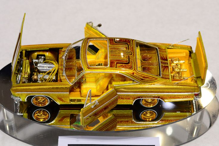 Lowrider Model - great work