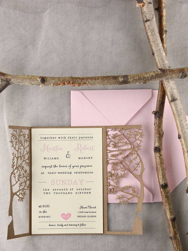 WEDDING INVITATIONS 01/Ltree/z