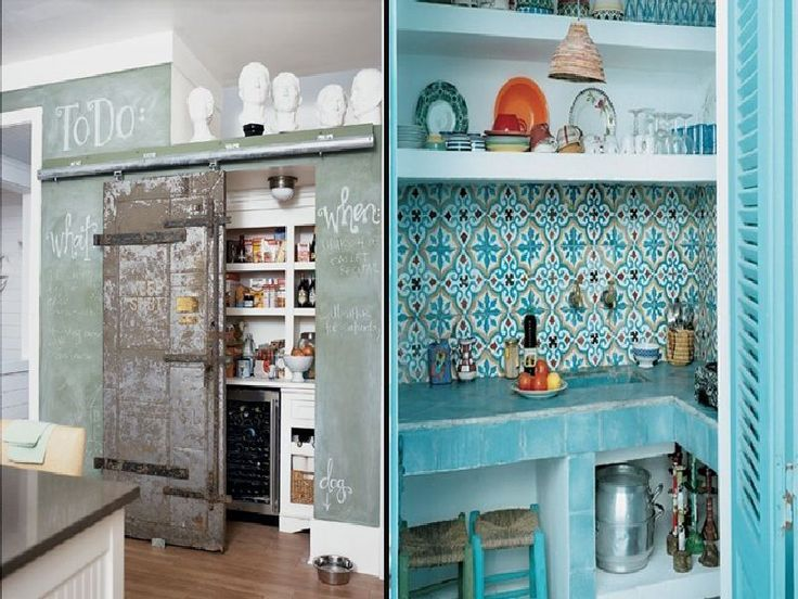 What follows next are 15 kitchen pantry design for food organization that will make your life easier.