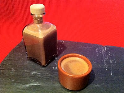 María's Recipe Book: Crema de Orujo [Thermomix]