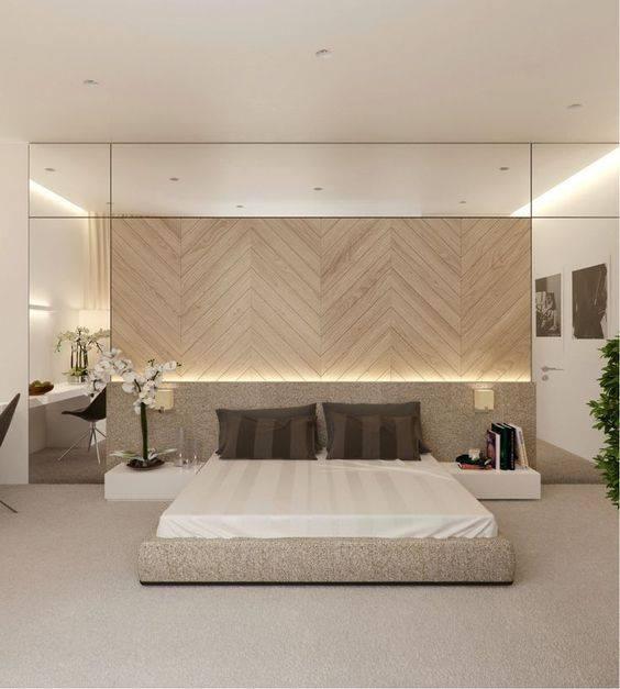 17 mejores ideas sobre cabecero moderno en pinterest - Dormitorio diseno moderno ...