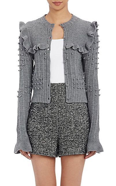 Philosophy di Lorenzo Serafini Mixed-Stitch Cardigan - Sweaters - 504593448