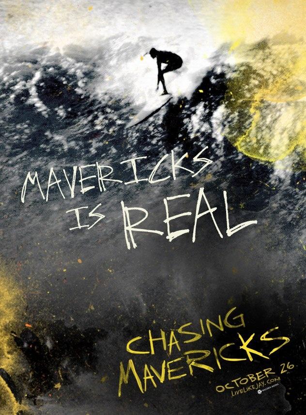 chasing mavericks. Favorite movie of all times!!!