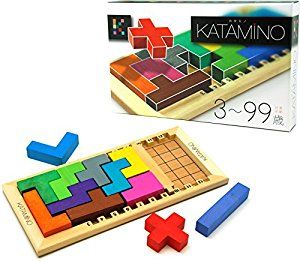Amazon.com: Gigamic Katamino Classic Puzzle and Game: Toys & Games