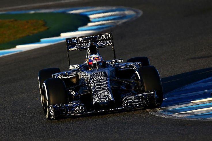 2015 F1 Cars (Photos)