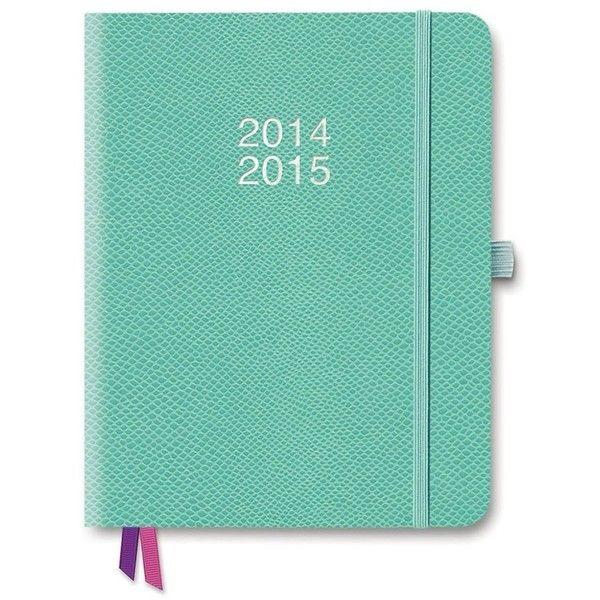 Mum's School Year Diary 2014-2015 (525 CZK) found on Polyvore