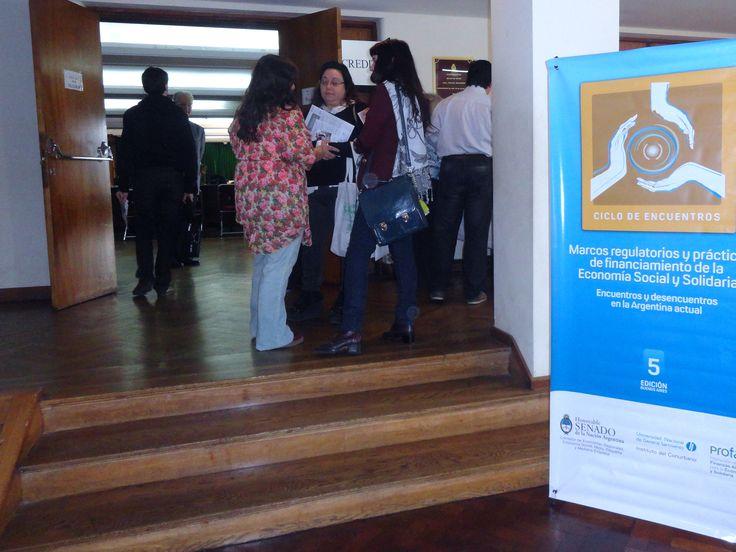 5TO. ENCUENTRO  Marcos regulatorios y prácticas de financiamiento de la Economía Social y Solidaria. Encuentros y desencuentros en la Argentina actual.