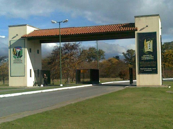 Parque Ecológico Municipal . Villa Elisa , La Plata .