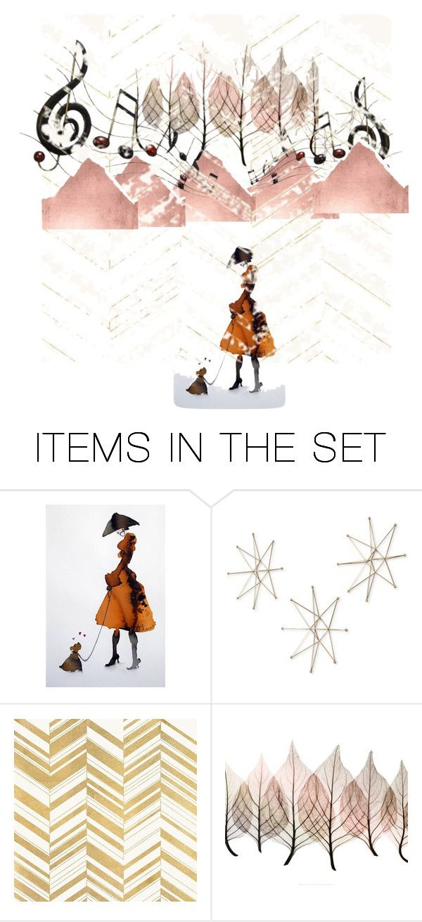 """""""The hills are alive with the sound of music!"""" by diannecollier ❤ liked on Polyvore featuring art"""