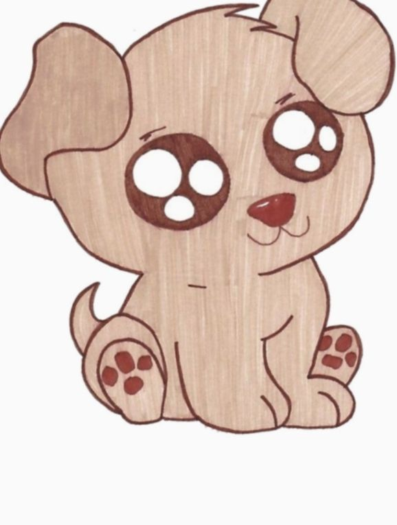 Cute Dogs Cartoon To Draw Amizades Mundorosa Ilhadogovernador Acfotografia Dog Drawing Simple Cute Drawings Tumblr Cute Animal Drawings