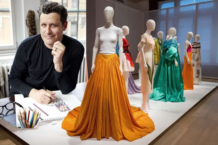 Isaac Mizrahi: An Unruly History Captures The Wit And Creativity Of One Of America's Iconic Fashion Designers