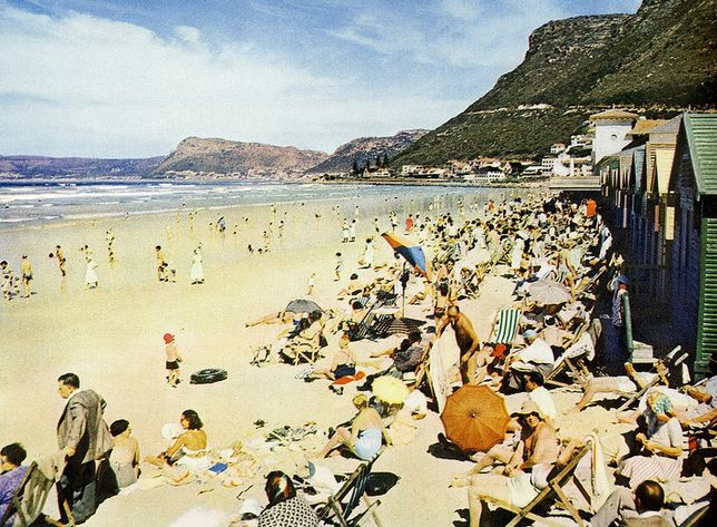 Another oldie - Muizenberg in 1951! - cometocapetown.com