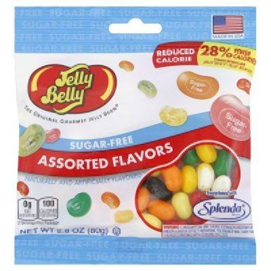 Jelly Belly Sugar Free Jelly Beans, 2.8 oz.