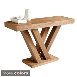 Sunpan Madero Square Oak Coffee Table | Overstock.com Shopping - The Best Deals on Coffee, Sofa & End Tables