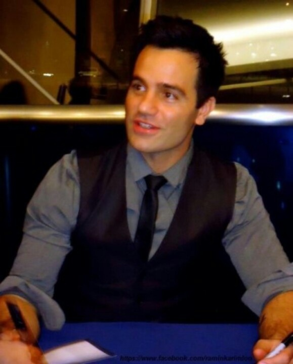 54 best Ramin Karimloo images on Pinterest Ramin karimloo, Musical - sierra boggess resume