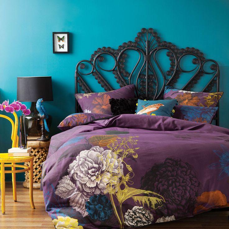 Linen House Frida Berry Quilt Cover Amp Pillowcase Set