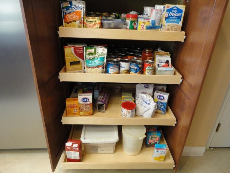Wide Pantry Pull Out Shelves Http://www.slideoutshelvesllc.com