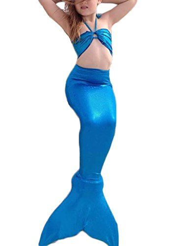 Little Girls Three Pieces Mermaid Tail Swimmable Costume Swimsuit Long Princess Dress (100(3-4Y), Blue) Canis http://www.amazon.com/dp/B01DBPLT0A/ref=cm_sw_r_pi_dp_ASn9wb1BMDW23