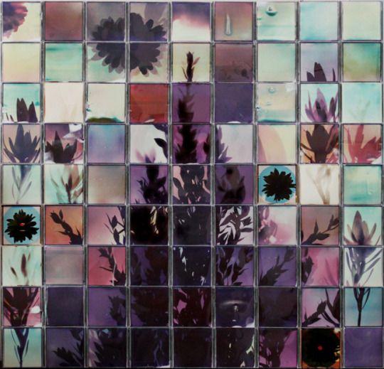 "PATRICK WINFIELD - Sunset Safari Impossible Project film 28x32"""