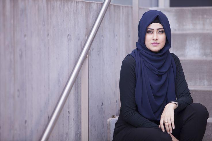 Verona-Collection.com #Georgette #Chiffon #Hijab #Burgundy #Verona #VeronaCollection #Modest #Fashion