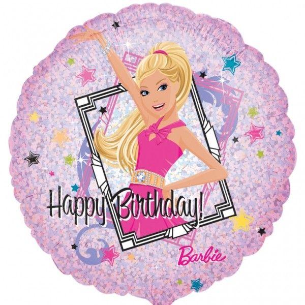 barbie balloon