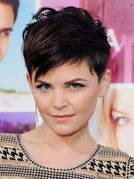 Really Short Hairstyles really short hairstyles for heart shaped faces Very Short Hairstyles