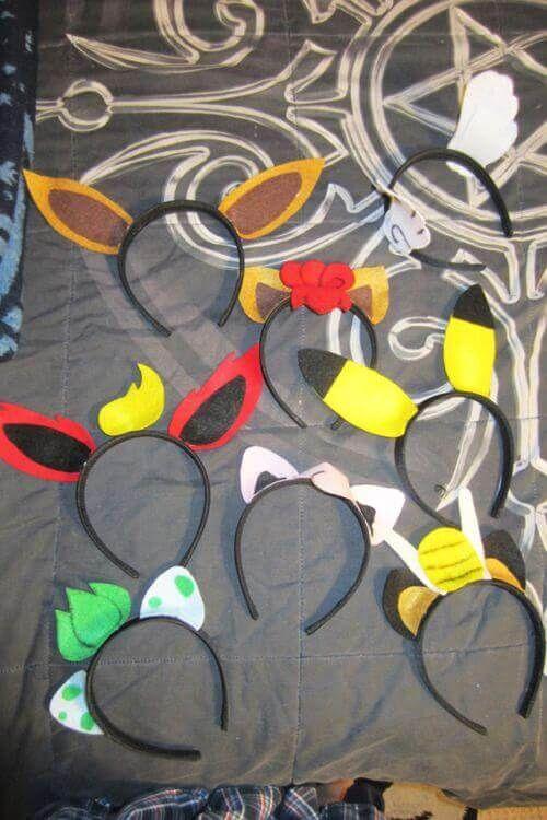 Pokemon Character Headbands                                                                                                                                                                                 More