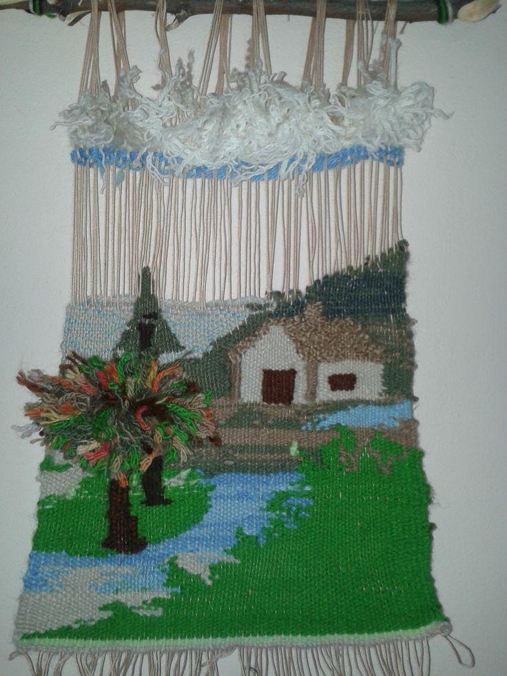 Mi primer tapiz