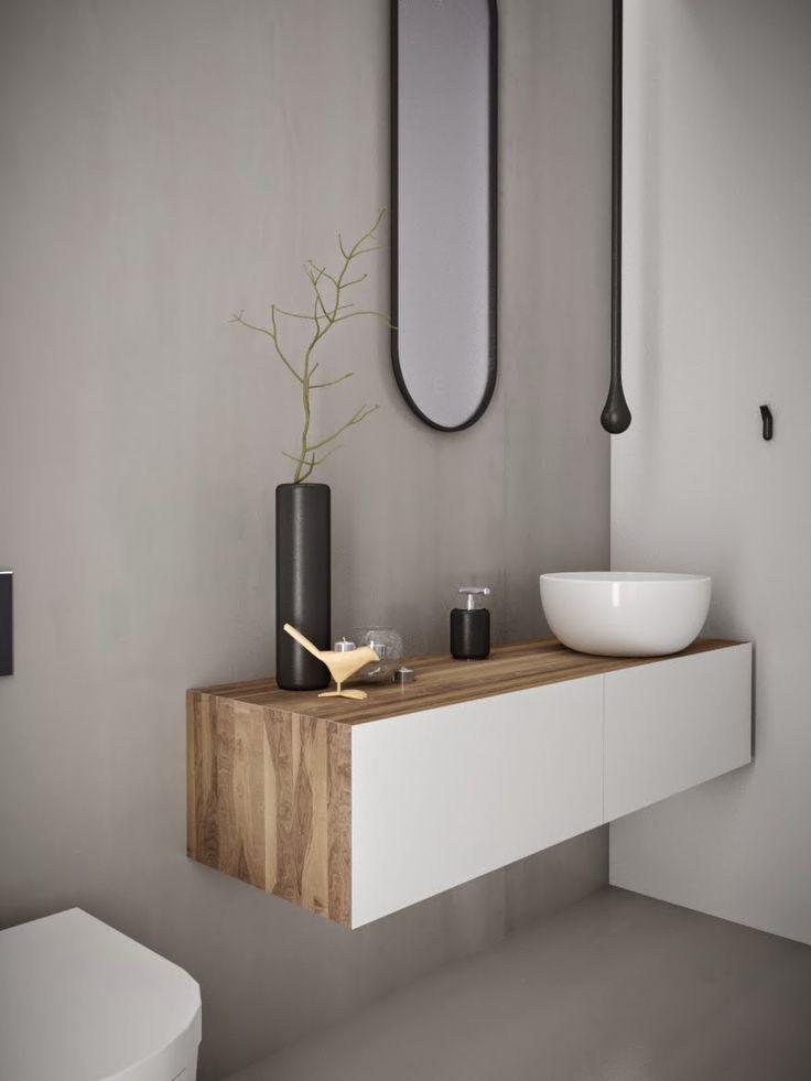 Contemporary Bathroom: 25+ Best Ideas About Powder Room Vanity On Pinterest