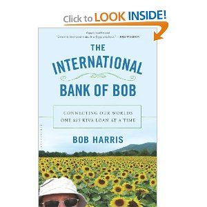 Highly recommend!  Inspirational!  And now there is The International Bank of Sandra.
