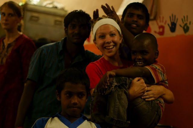 Teaching Healthcare to Street Children: Read Erin and Henry's experience with Leave UR Mark!