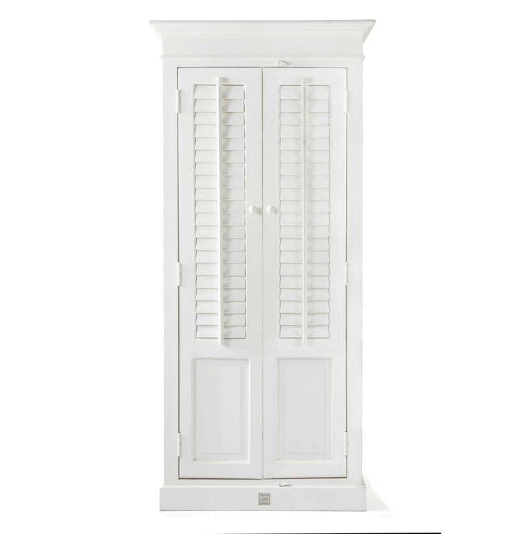 New Orleans Cabinet | Rivièra Maison Breite oder Tiefe in CM: 45 Breite in CM: 95 Tiefe in CM: 45 Höhe in CM: 210 Material: Akazienholz  1.499,00 €