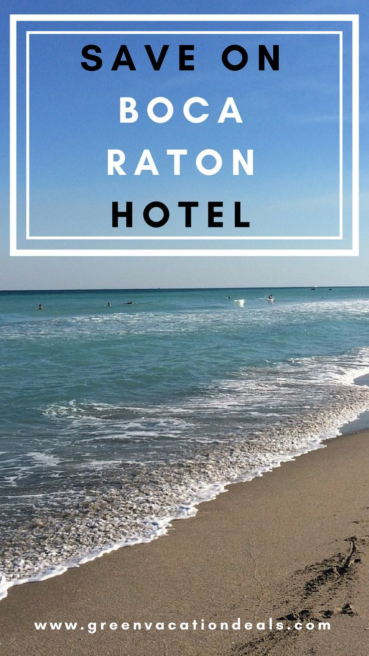 Where to stay in Boca Raton Florida and how to save on your Boca Raton hotel. South Florida Travel Tips | Florida Hotel Discounts | Boca Raton Resorts & Hotels | Beach Trip Ideas | Budget Travel in Florida | Best Hotels in Florida #bocaraton #southflorida #visitflorida  #beachvacations #floridabeach