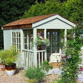 Astwood summerhouse