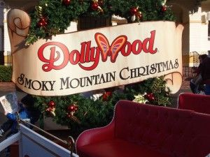 Behind the Scenes: Smoky Mountain Christmas at Dollywood (in Pictures) - If you aren't able to make it to the Smoky Mountains this Christmas, don't worry. We, at Visit My Smokies, are bringing Dollywood's Christmas celebration to you this year. Click pin to see pictures!