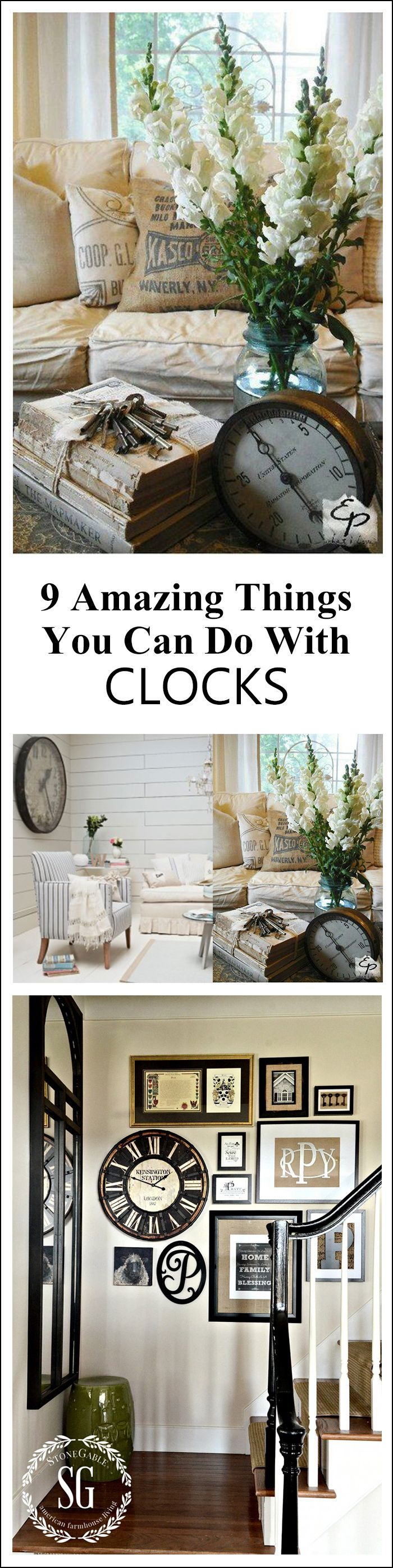9 Amazing Things You Can Do With Clocks