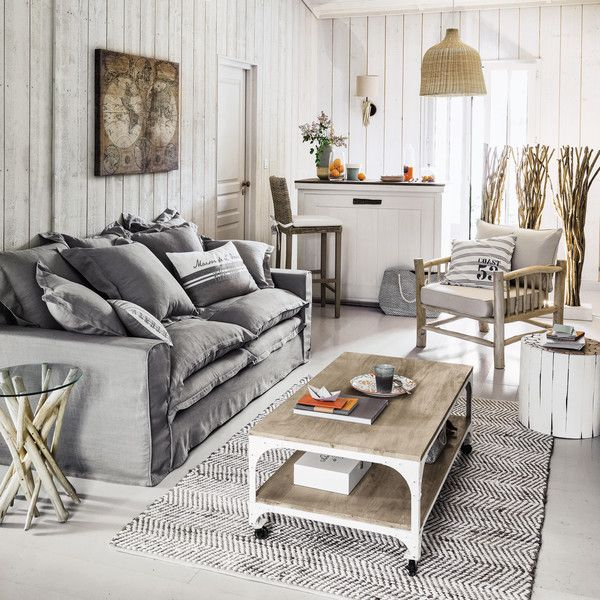 tapis en coton et jute 140x200 exotique pinterest tapis en toile de jute toile de jute et. Black Bedroom Furniture Sets. Home Design Ideas