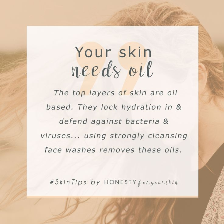Do you currently use a facial oil? All skin types need oil because the top layers of skin are oil based… using skincare that's water based helps to treat deeper layers of skin, but leaves the top layers vulnerable. Using facial oil and balm based moisturisers helps to reform your skin barrier and lock hydration in. Learn why your skin needs oil by clicking above…