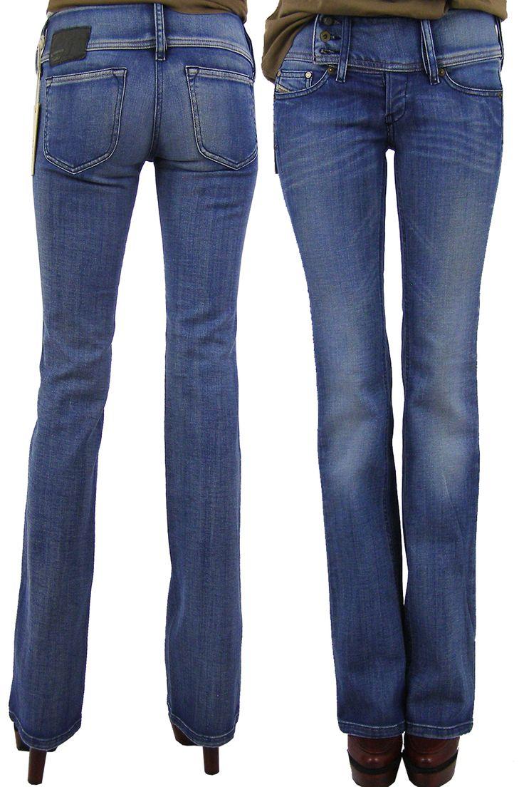 DIESEL jeans talie joasa
