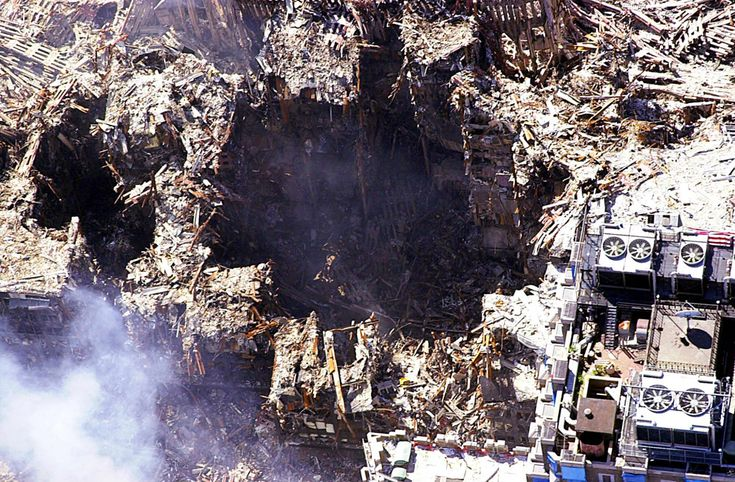 Ground Zero:September 11, 2001 #NeverForget <3