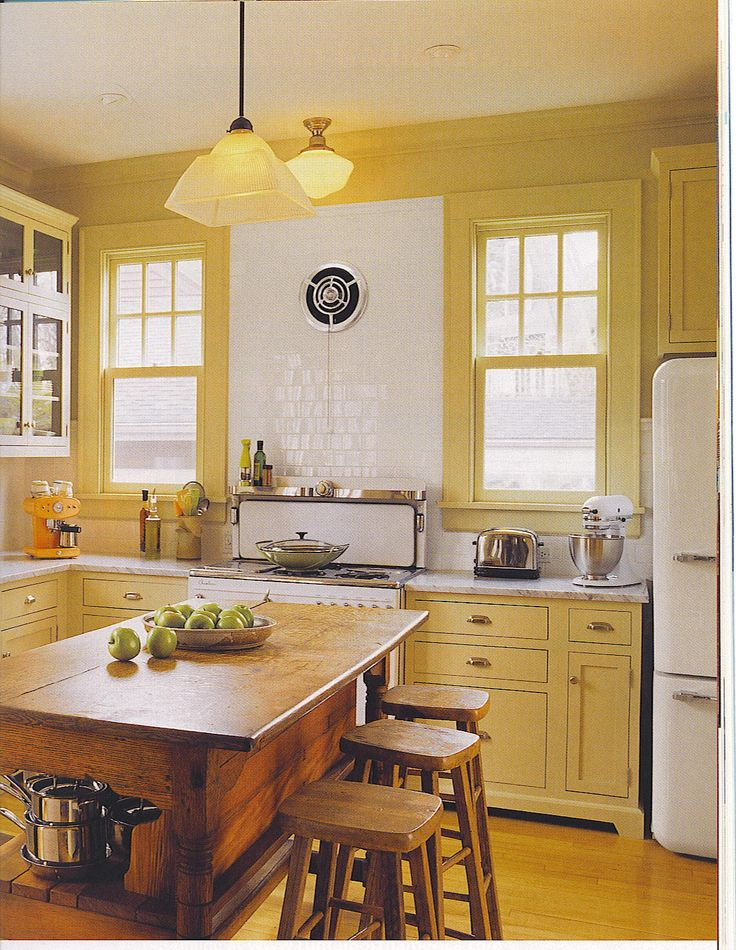 Perfect Love The Chrome Exhaust Fan And Vintage Stove.