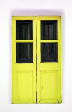 Canary door