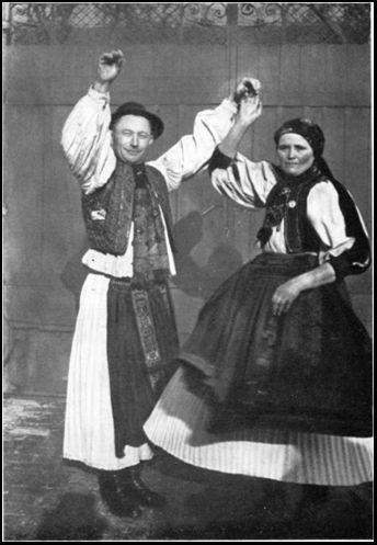 magyar népviselet Nádasdaróc hungarians