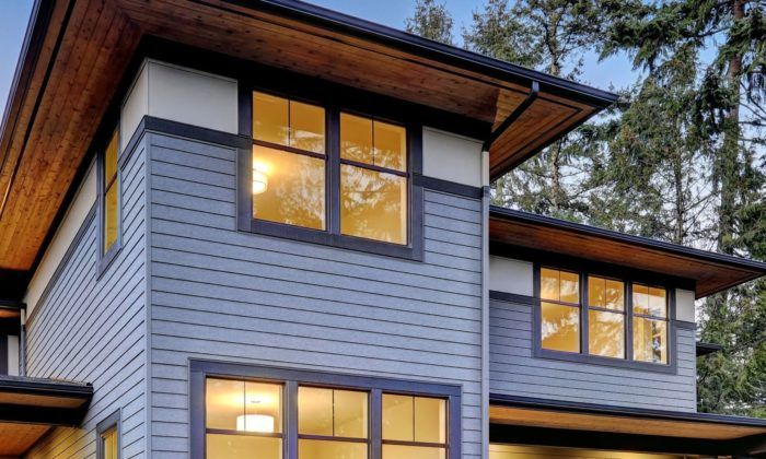 How To Install Plywood Siding Ehow Plywood Siding Wood Siding Exterior Wood Siding House