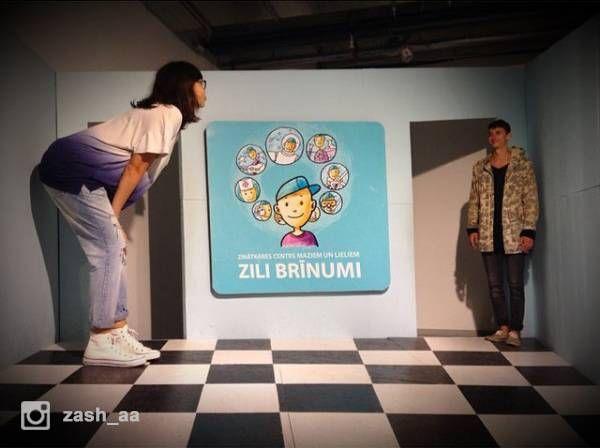 Exploratory centre Zili Brīnumi | #MyWorldOfActivities | Photo by @zash_aaa