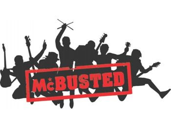 McBusted Tour ahhhhhhhhh! Fangirling so hard