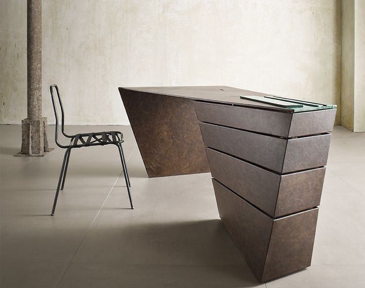 Torque Desk by Alessandro Isola and Supriya Mankad from I M Lab furniture 2
