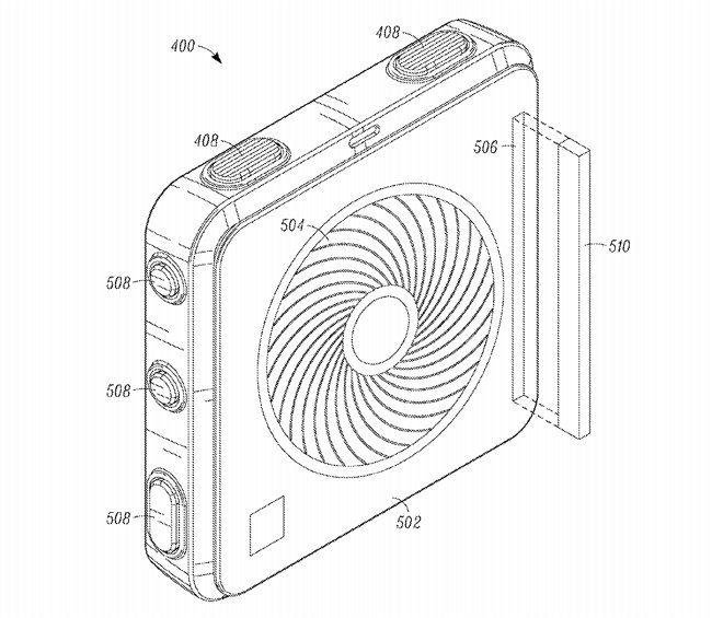 A Google le otorgaron una patente sobre un dispositivo para ayudar a personas con mal olor corporal y evitar que sus amigos se acerquen