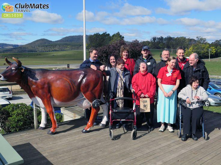 Clubmates Crew @ ASHGROVE Tasmanian Fram